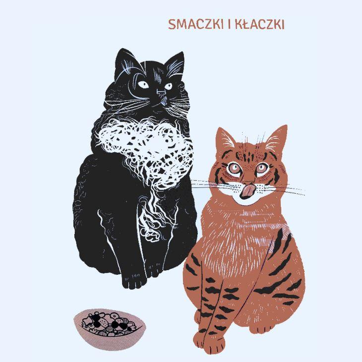 Smaczki i kłaczki z książki Sekretne życie kotów
