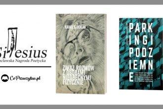 Wrocławska Nagroda Poetycka Silesius 2021 - laureaci Wrocławska Nagroda Poetycka Silesius