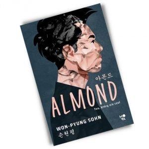 Almond,Won-Pyung Sohn - bestsellerowa koreańska powieść dla młodzieży