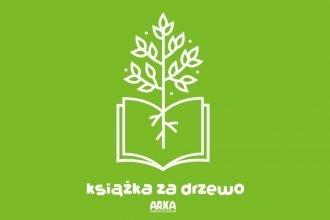 Książka za drzewo - ogólnopolska akcja ekologiczna książka za drzewo